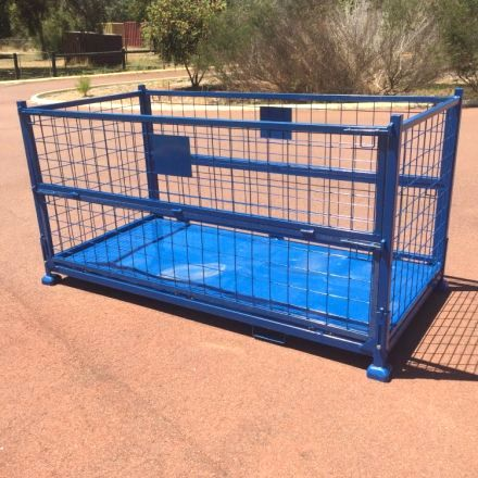 Australian Importing Group - Collapsible Cage 308 Double Storage