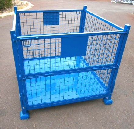 Australian Importing Group - Collapsible Cage 308 Single Storage