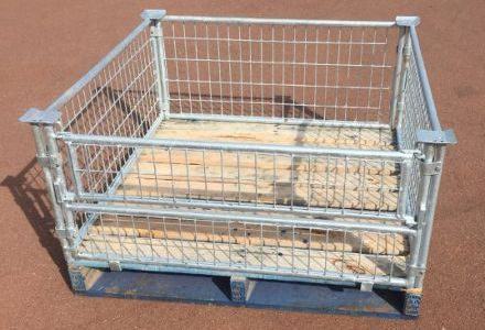 Australian Importing Group - Pallet Cage 315 Half