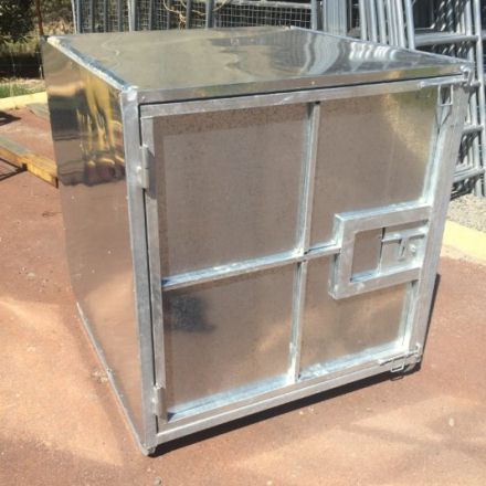 Australian Importing Group - Tin Cage Storage