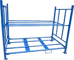 Australian Importing Group - Double Deck Car Tyre Rack HDPCR 400
